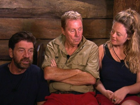 Nick Knowles claims I'm A Celebrity group banded together to fury of producers
