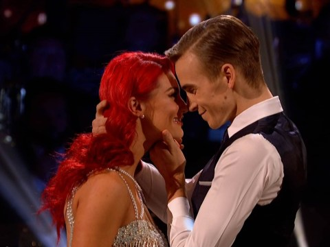 Strictly's Dr Ranj was onto Joe Sugg and Dianne Buswell 'before it was official'