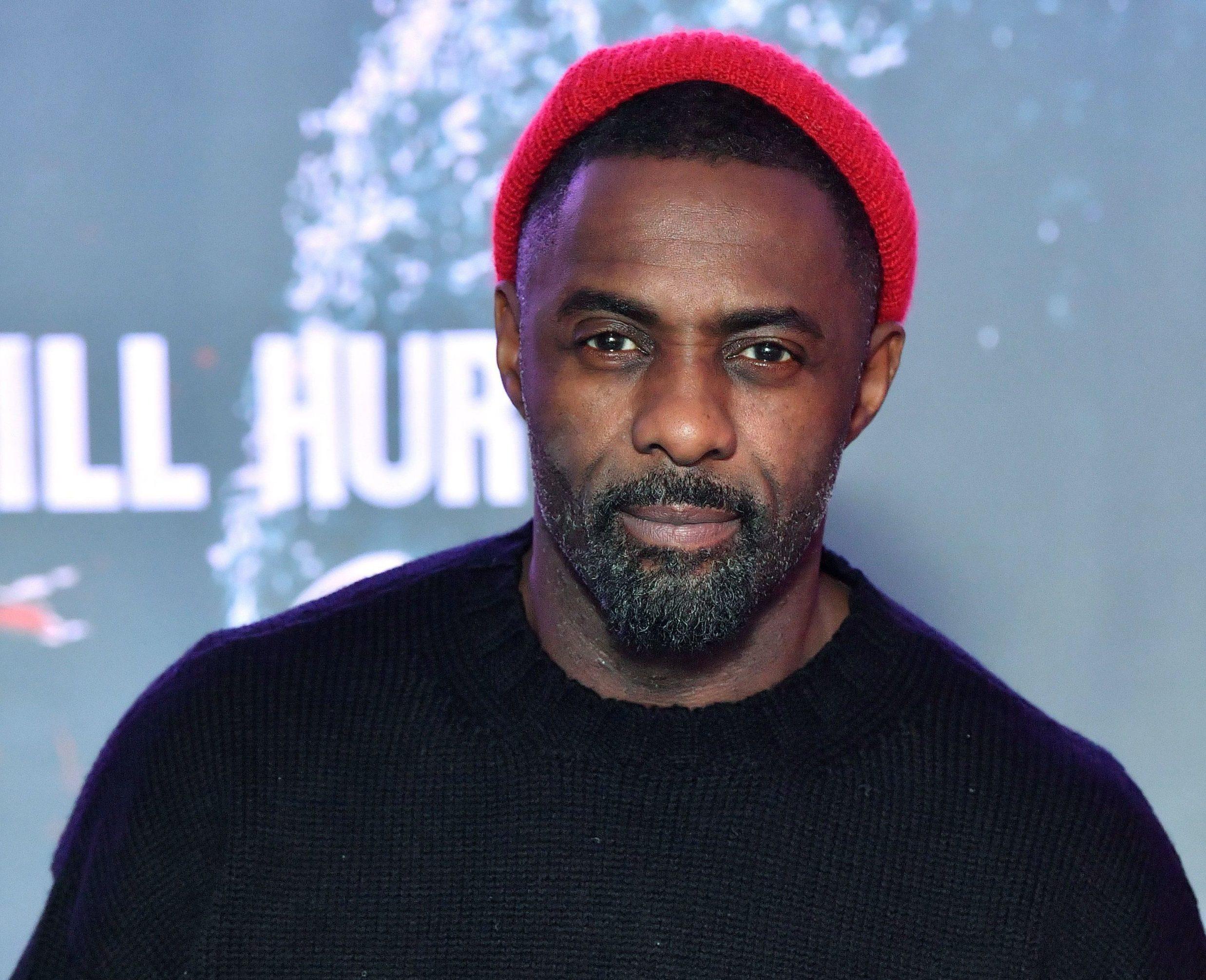 Idris Elba reveals he wants to be a teacher when he's older