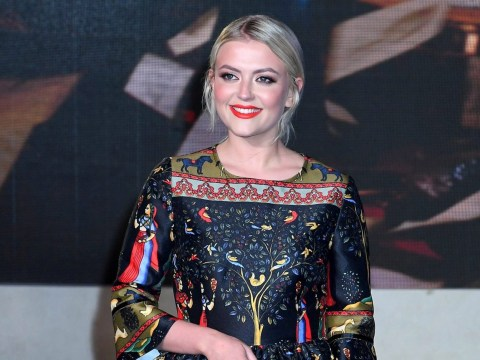 Who is Lucy Fallon and how long has she played Bethany Platt in Coronation Street?