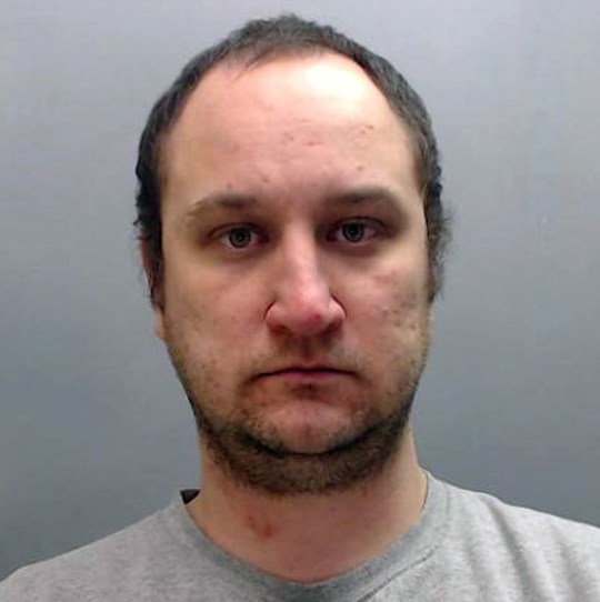 Undated handout file photo issued by Cheshire Constabulary of Ian Naude, a paedophile police constable who raped a 13-year-old girl, who is due to be sentenced. PRESS ASSOCIATION Photo. Issue date: Thursday December 13, 2018. See PA story COURTS Naude. Photo credit should read: Cheshire Constabulary/PA Wire NOTE TO EDITORS: This handout photo may only be used in for editorial reporting purposes for the contemporaneous illustration of events, things or the people in the image or facts mentioned in the caption. Reuse of the picture may require further permission from the copyright holder.