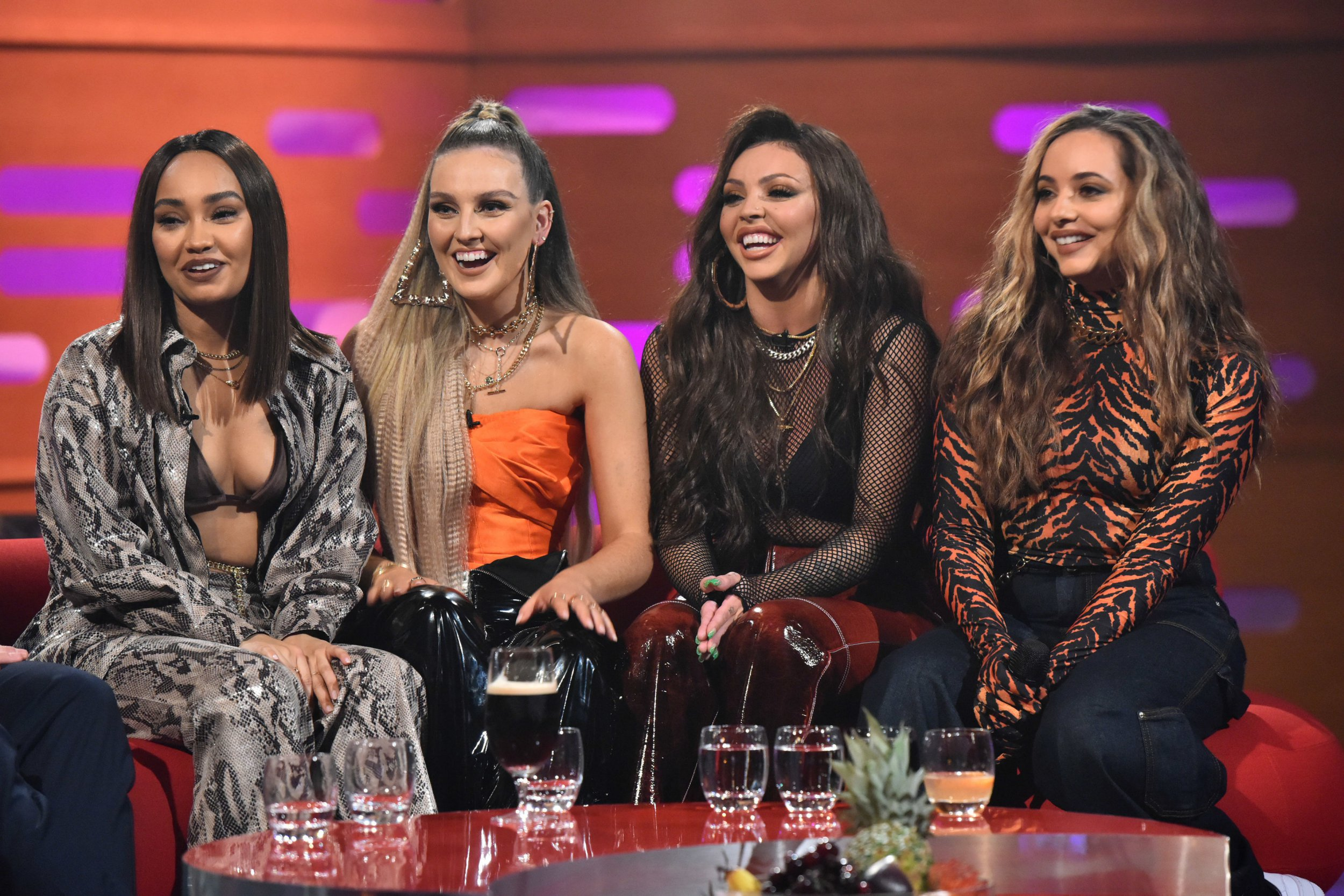 What time are Little Mix on The Graham Norton show tonight?