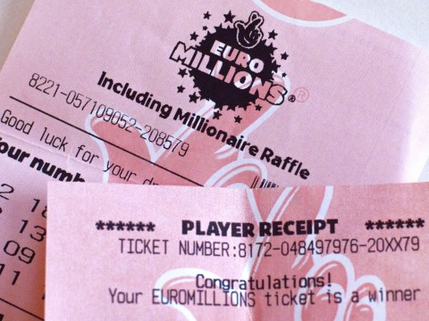 Winner of £76,000,000 Lottery jackpot comes forward