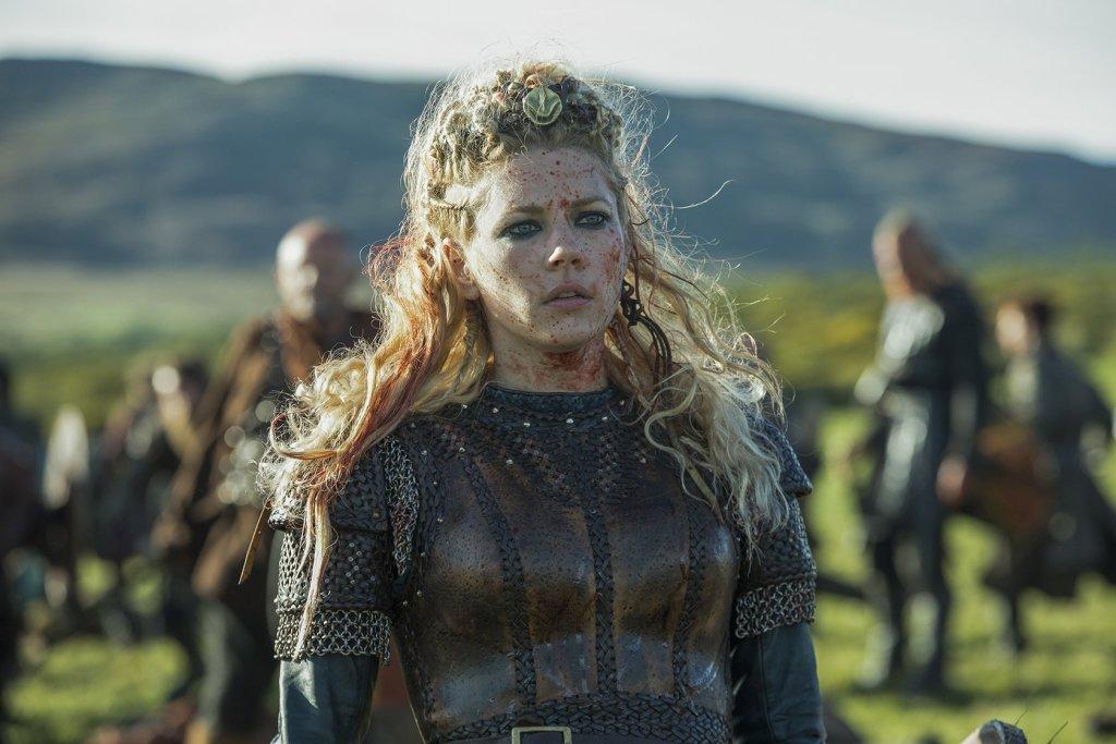 Vikings star Katheryn Winnick wasn't a fan of domestic abuse storyline