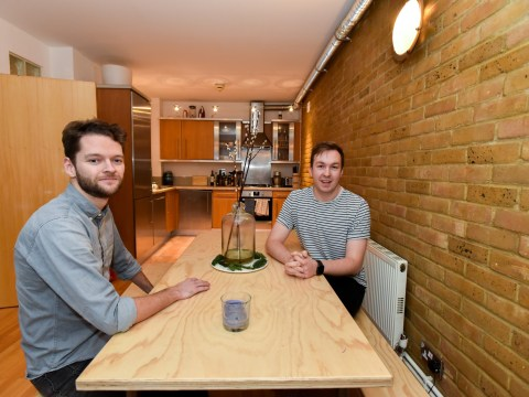 What I Rent: Sam and Ollie, £1,700 a month for a two-bedroom flat in Hoxton
