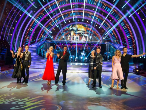 When and what time are the first Strictly Come Dancing contestants being revealed?