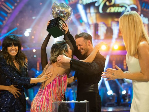 Strictly's Karen Clifton 'extremely proud' of ex-husband Kevin and Stacey Dooley as they triumph in final