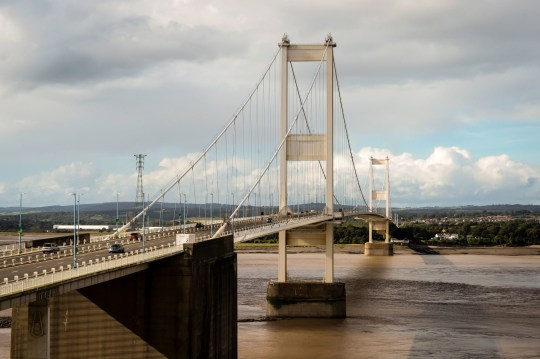 It's now free to go to Wales as Severn Bridge tolls are