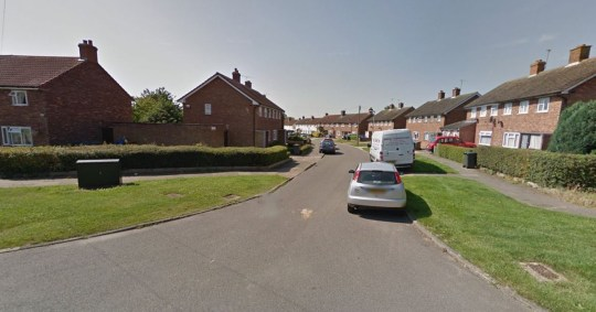 Girl, 15, arrested for double stabbing Moore Road, Ipswich Google Maps