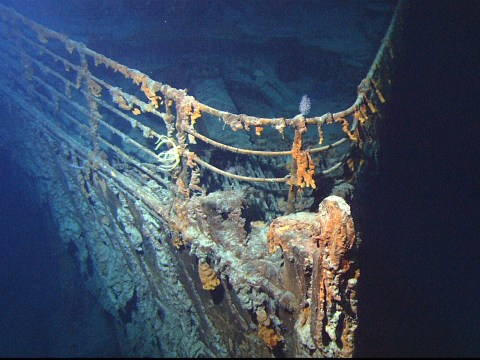 'Tourists' will be able to visit Titanic from next year for £84,000