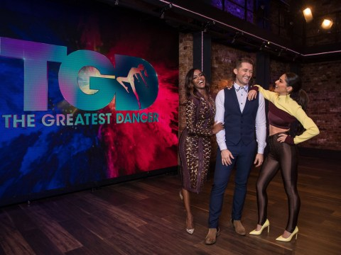 Who are The Greatest Dancer judges?