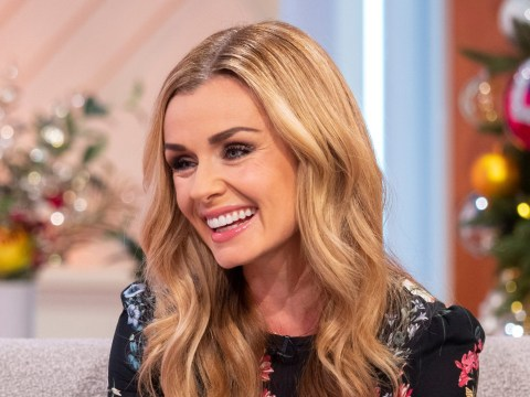 Katherine Jenkins' 3-year-old daughter is on album and we feel totally inadequate