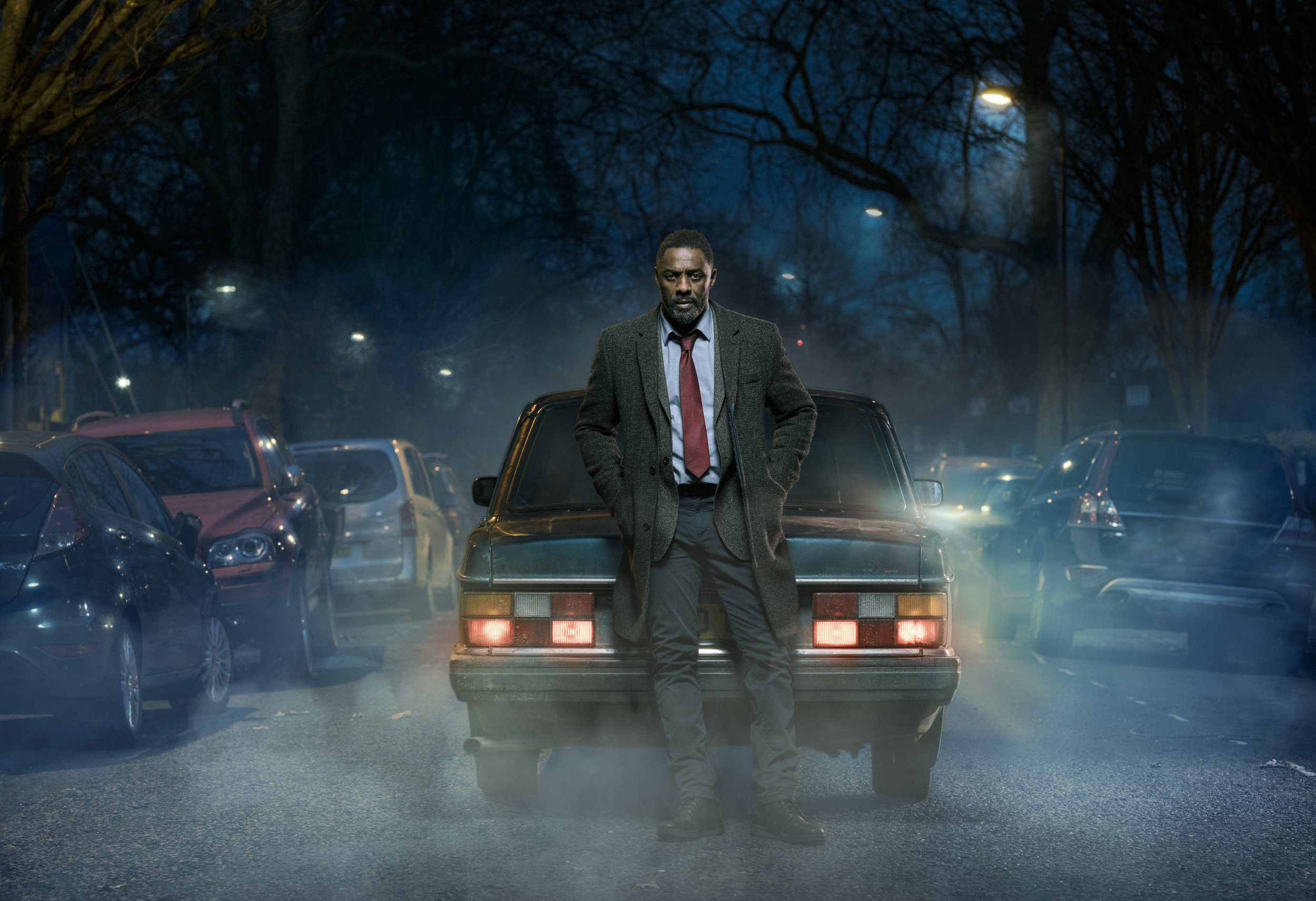 How many episodes are there in Luther series 5 and when is the next one on TV?