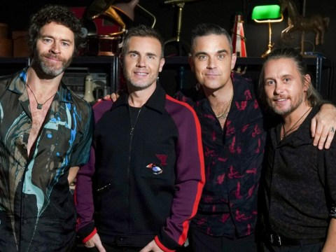 What time is Take That documentary We've Come A Long Way on TV tonight?