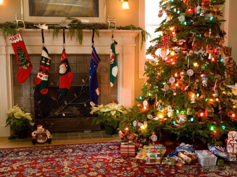Norwegians celebrate Christmas Eve and spend Christmas Day hungover on the sofa