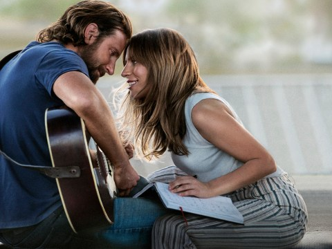 What Golden Globes was A Star Is Born nominated for and what did it win?