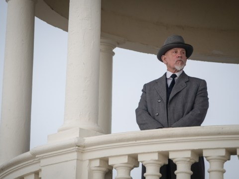 What time is The ABC Murders on BBC One tonight and who is in the cast?