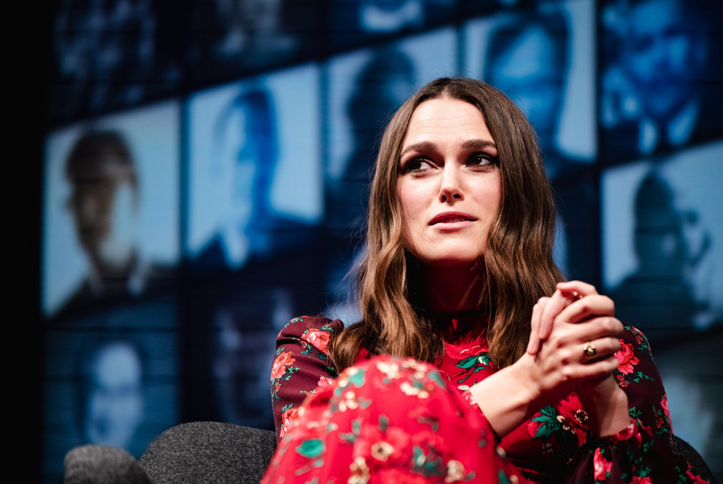 Keira Knightley nearly gave up on acting after being diagnosed with PTSD