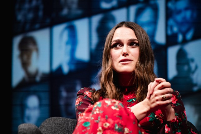 Mandatory Credit: Photo by Alecsandra Raluca Dragoi/BAFTA/REX (10036089an) Keira Knightley A Life in Pictures: Keira Knightley, BAFTA, London, UK - 17 Dec 2018