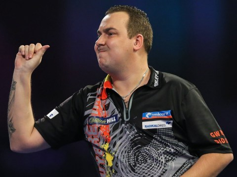 Kim Huybrechts at his brilliant best, wins every leg in PDC World Championship second round demolition