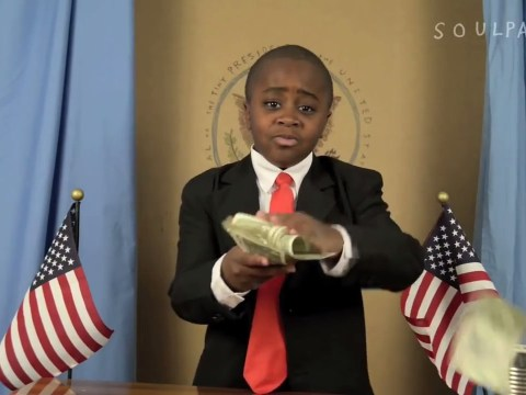 YouTube series Kid President to make comeback as Kid Congress and we're so ready for the pep talks