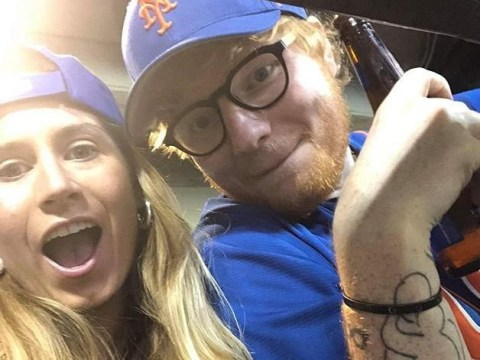Ed Sheeran is actually married now after secretly tying the knot with Cherry Seaborn at Christmas