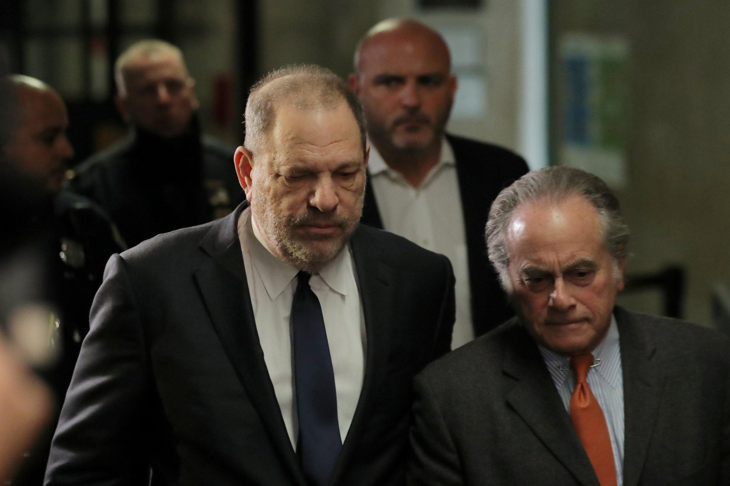 Harvey Weinstein case will move forward as judge rejects dismissal plea