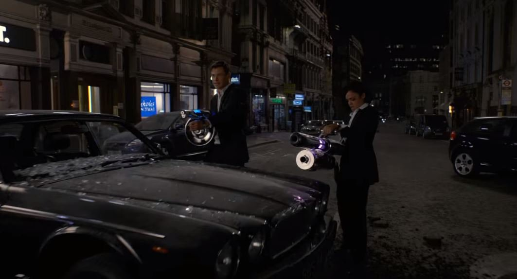 Men In Black International UK release date, trailer and cast