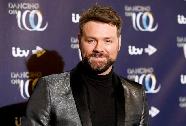 """Embargoed to 0001 Friday December 21 File photo dated 18/12/18 of Brian McFadden, who has said that """"diva"""" Gemma Collins gets blocked from the Dancing On Ice WhatsApp group if she becomes rude. PRESS ASSOCIATION Photo. Issue date: Friday December 21, 2018. The former Westlife singer is set to appear on the ITV skating show and has revealed that he and fellow contestants have a strict policy on their group chat. See PA story SHOWBIZ McFadden. Photo credit should read: David Parry/PA Wire"""