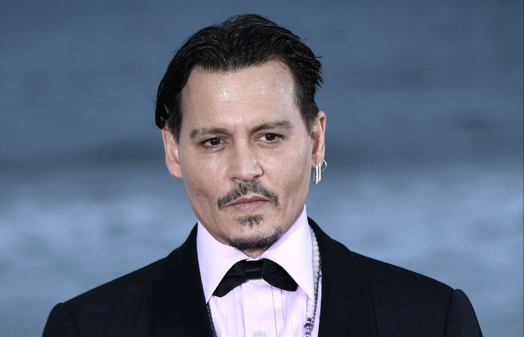 Mandatory Credit: Photo by Imaginechina/REX/Shutterstock (10035451a) Johnny Depp Hainan International Film Festival, Closing Ceremony, Sanya City, China - 16 Dec 2018