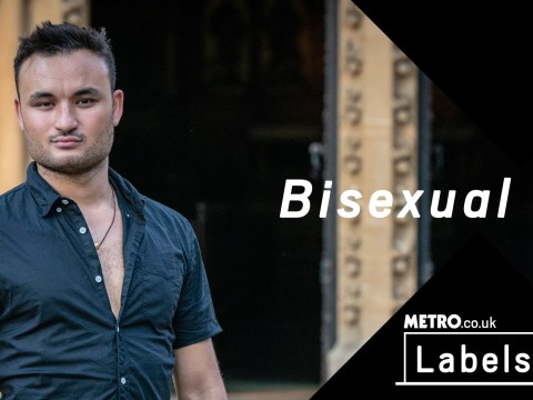 My Label and Me: I wear my bisexuality as a badge of honour