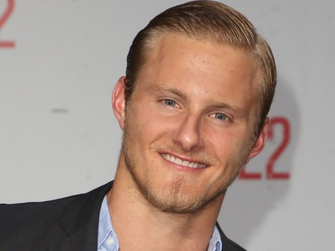 How tall is Vikings Alexander Ludwig, who did he play in Hunger Games and does he have a girlfriend?