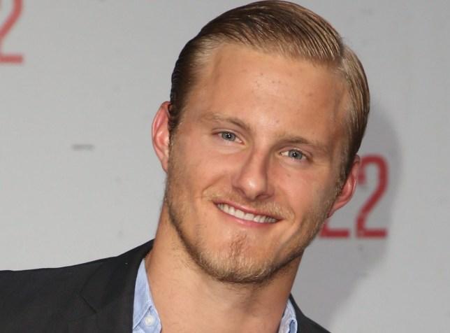 Vikings actor Alexander Ludwig