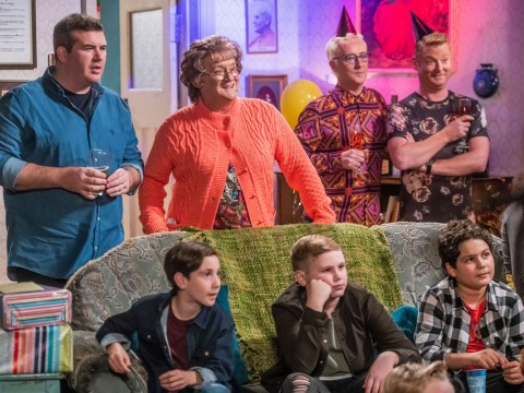 What time is the Mrs Brown's Boys Christmas Day special on BBC One?