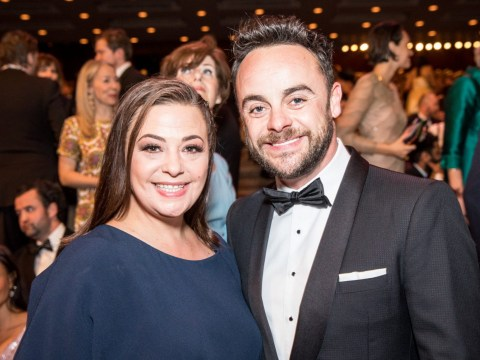 Lisa Armstrong 'plans TV project about break ups inspired by split from Ant McPartlin'