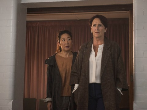 How many series of Killing Eve are there and when does the new season start?