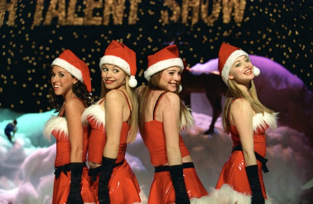 Mean Girls Is The Sort Of Festive Movie To Watch If You Hate Christmas Films Metro News And did you know she cheats on aaron? mean girls is the sort of festive movie