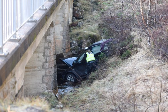 Driver found dead in ditch two days after family report him