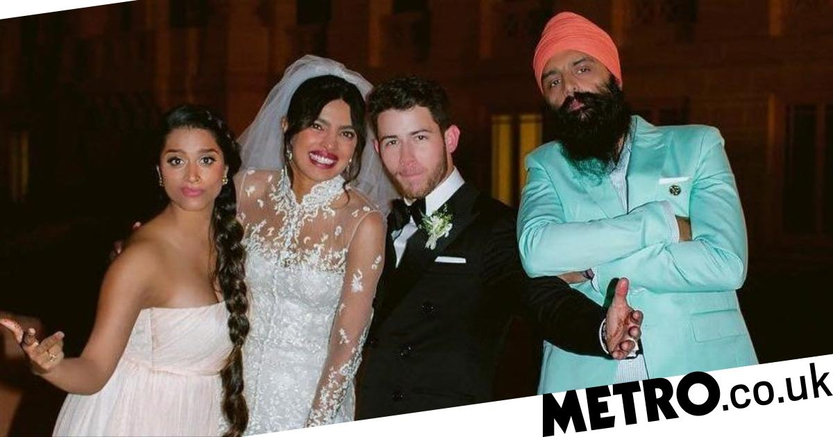 Lilly Singh Shares Snap From Nick Jonas And Priyanka Chopra S
