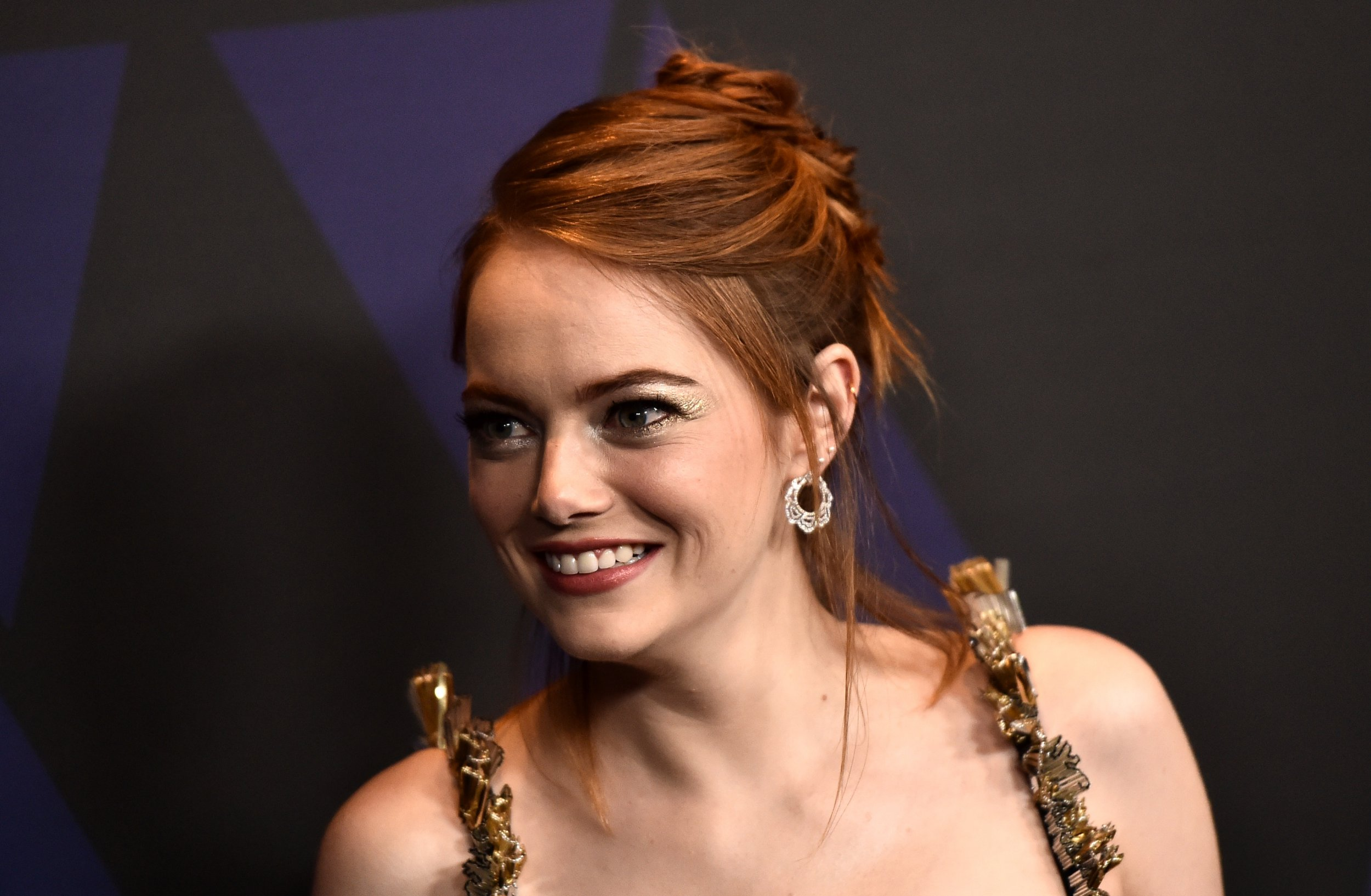 Emma Stone 'got gloomy' after turning 30 and says she is 'still finding her voice'
