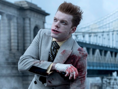 Gotham star hints a Joker reference is coming now final season has been 'given more liberties'
