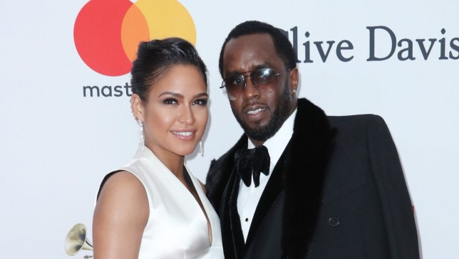 Mandatory Credit: Photo by Matt Baron/REX/Shutterstock (9336628oa) Cassie and Sean Combs Pre-Grammy Gala and Grammy Salute to Industry Icons Presented by Clive Davis and The Recording Academy, Arrivals, New York, USA - 27 Jan 2018