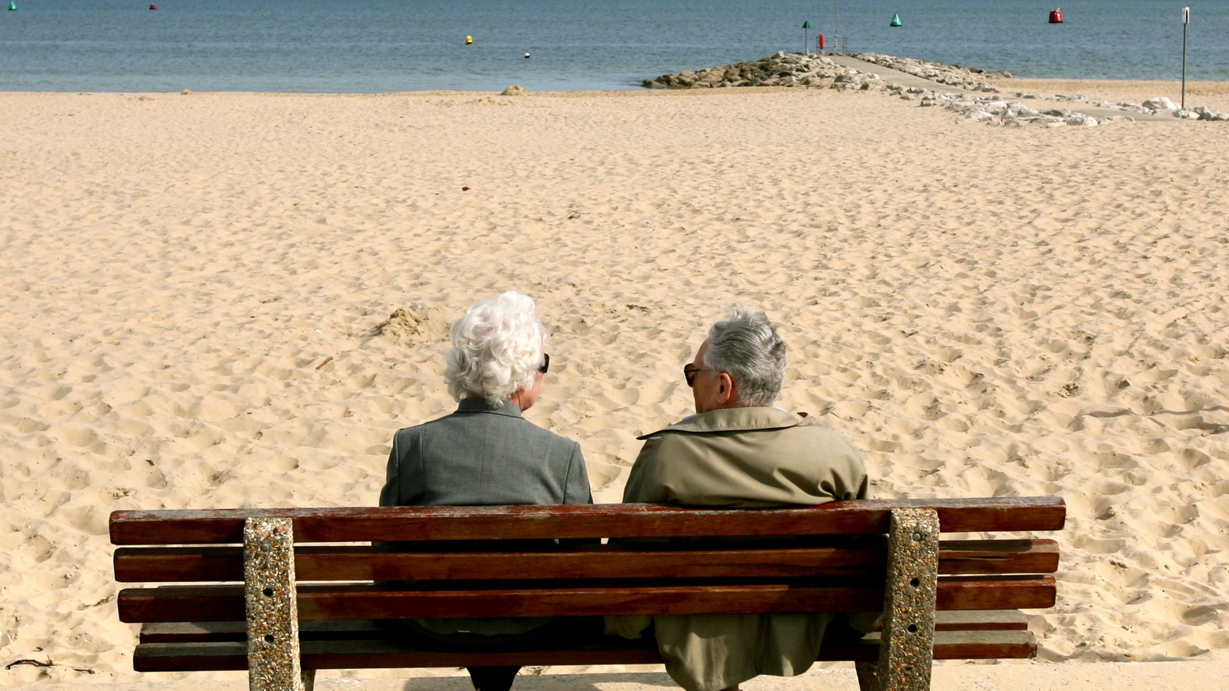 People should 'take grandparents on holiday to tackle loneliness'