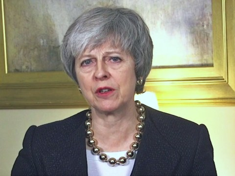 Theresa May wants to make 2019 the year 'we put differences aside and move forward'