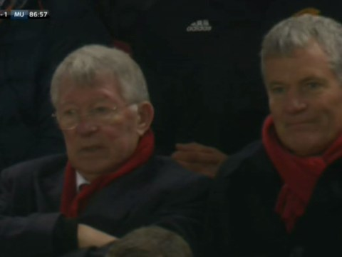 Sir Alex Ferguson's reaction perfectly sums up Manchester United's defeat to Liverpool
