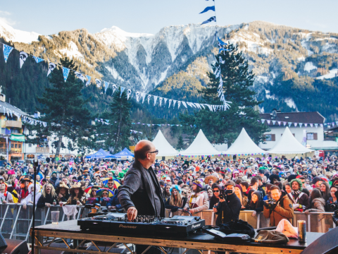 Snowbombing 2019: A bonkers ski festival in the Austrian Alps with Stormzy, The Prodigy and Fatboy Slim