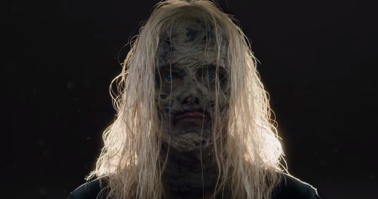 Alpha in The Walking Dead