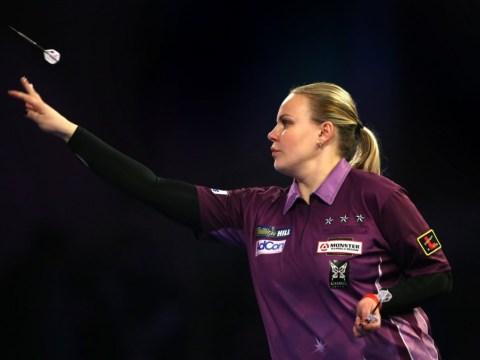 Anastasia Dobromyslova hammered by impressive Ryan Joyce at PDC World Championship