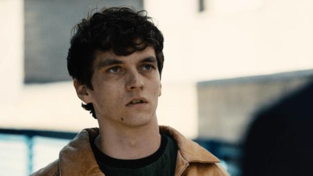 Fionn Whitehead as Stefan in Bandersnatch