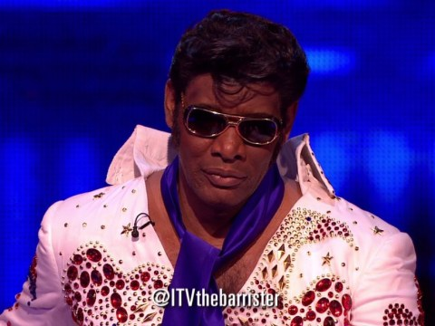 The Chase's Shaun Wallace shows off awful Elvis impression and leaves viewers in stitches